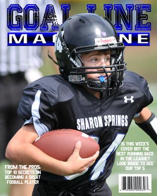 Magazine cover ftball