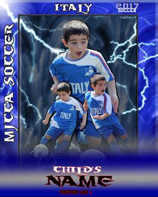 MJCCA soccer lightning design